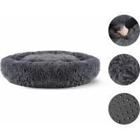 Coussin apaisant gris anthracite pour chien et chat Zolia Bob