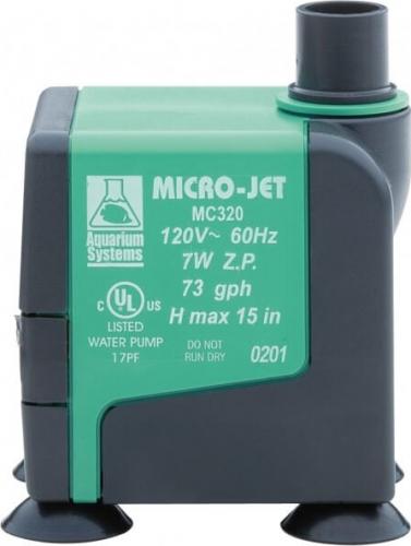 NEWA Pompe Micro-Jet MC320 débit de 130 à 320 l/h