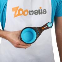 Doseador de croquetes - Pinça 2 em 1 Zoomalia