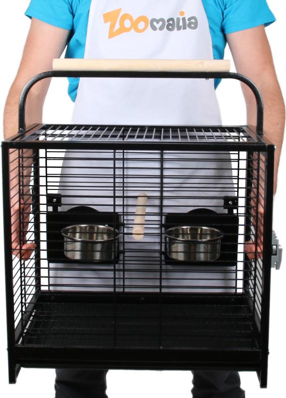 Transportkooi voor papegaaien Cora Zolia