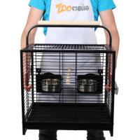 Cage de transport Cora Zolia pour perroquet