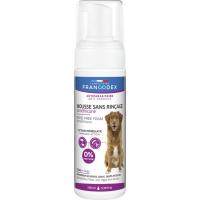 Francodex Mousse Sans-Rinçage Diméthicone pour chiens