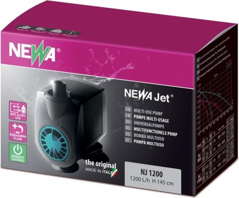 NEWA Pompe NewJet NJ1200 débit de 400 à 1200 l/h