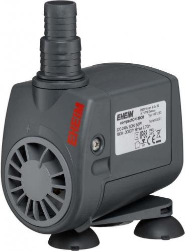 Pompe Eheim CompactOn 3000 Débit de 1800 à 3000l/h
