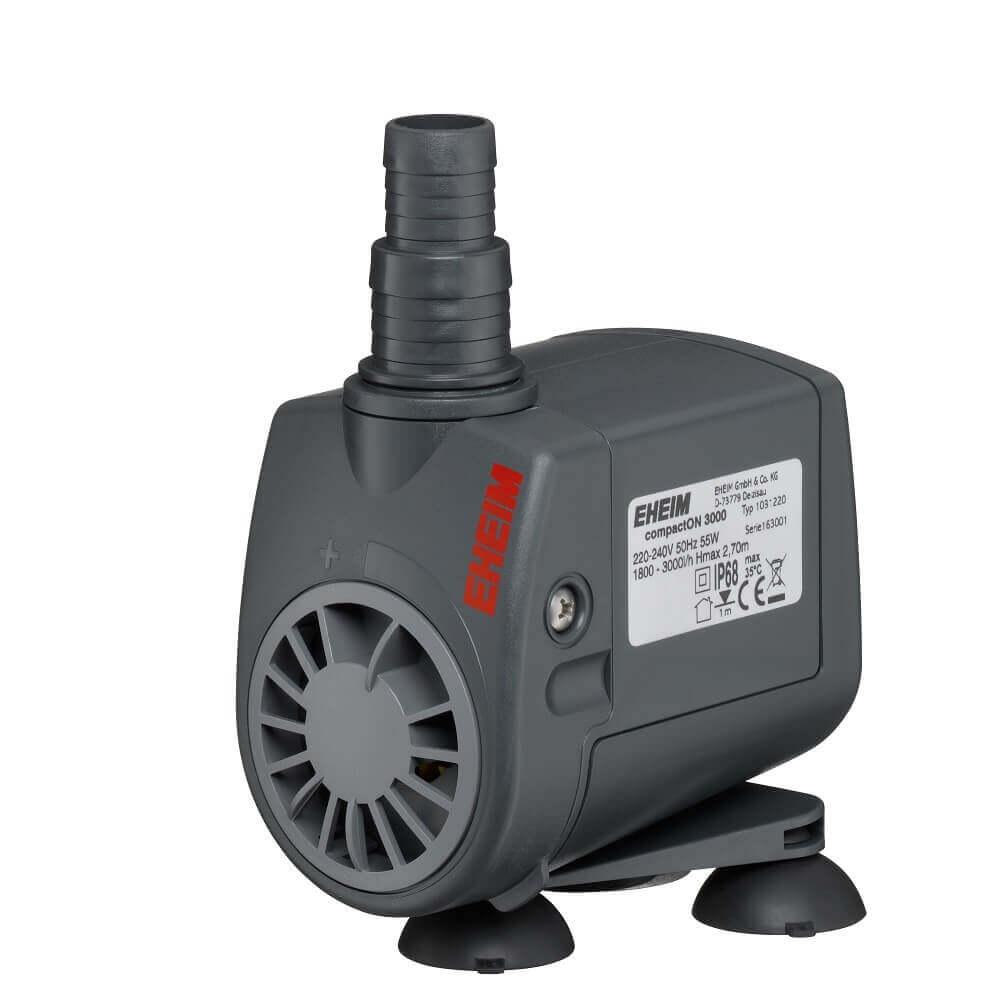 Pompe Eheim CompactOn 3000 Débit de 1800 à 3000l/h_0