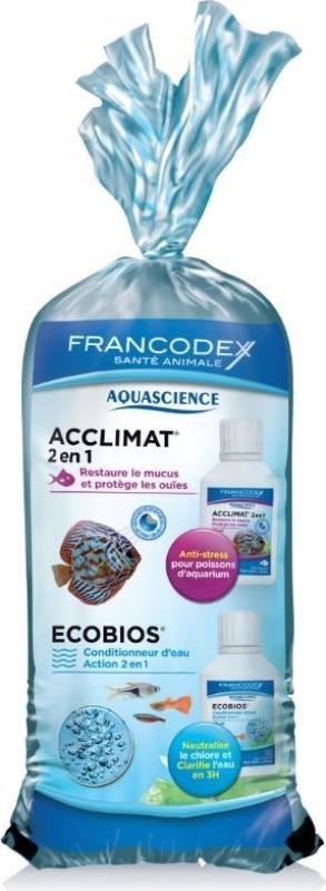 Francodex 100 Sacs de transport pour poissons