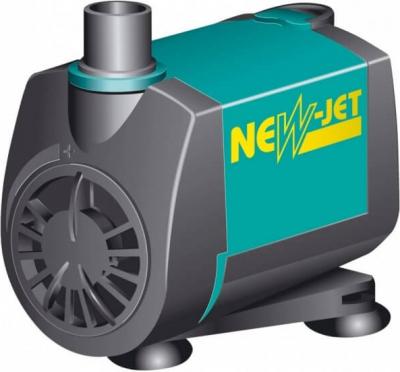 Pompe NewJet NJ3000 con  flujo ajustable 1200 a 3000 L/h