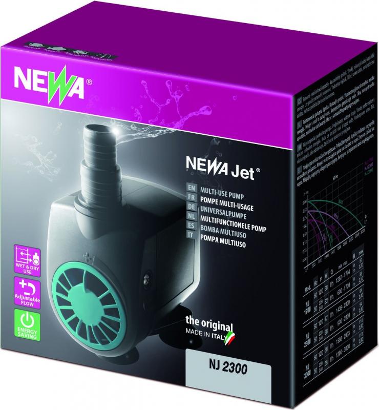 NEWA Pompe NewJet NJ2300 débit de 900 à 2300 l/h