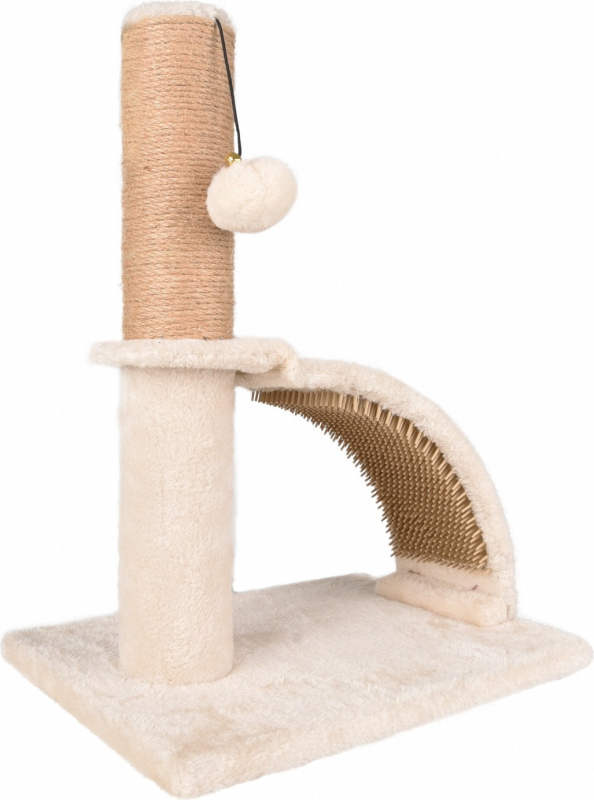 Petit arbre à chat griffoir et massant - de 41,5 à 50 cm - Sno