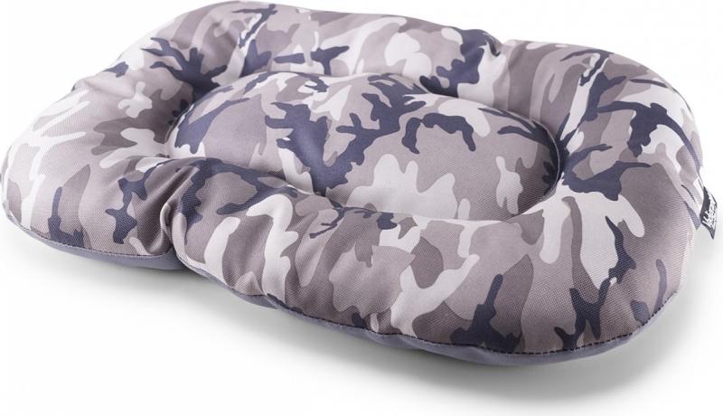 Coussin Army bi-colore - 7 tailles disponibles