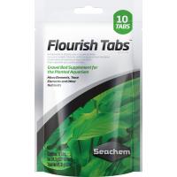 Seachem Flourish Tabs Engrais solide pour plantes d'aquarium