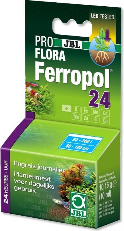 JBL Ferropol 24 Engrais journalier pour plantes d´aquarium