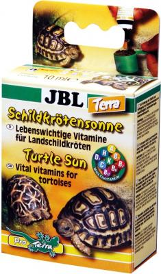 JBL Soleil Tropique Terra produit multivitaminé pour les tortues de terre