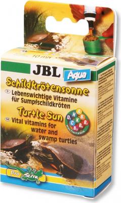 JBL Soleil Tropique Aqua produit multivitaminé pour les tortues d'eau