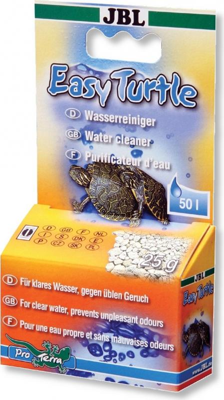JBL Easy Turtle Anti-odeurs pour tortues d'eau