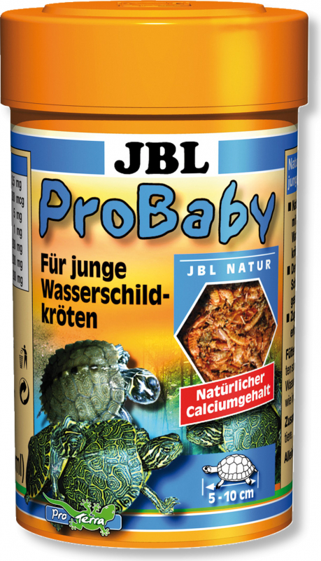 JBL ProBaby Nourriture spéciale pour jeunes tortues d'eau