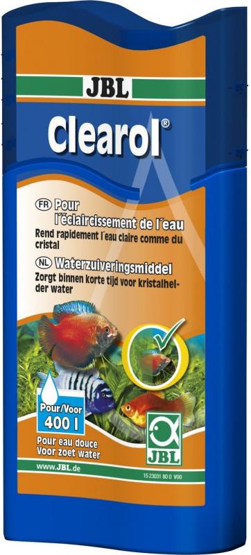 JBL Clearol Clarificateur d'eau pour les aquariums d'eau douce