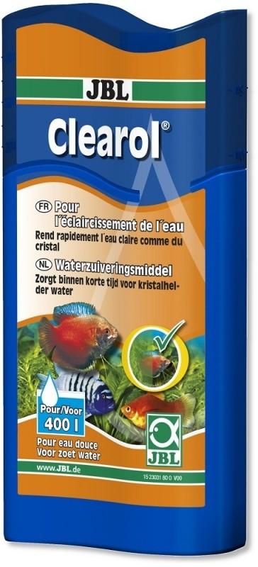 Clearol - Clarificador de agua para los acuarios de agua dulce