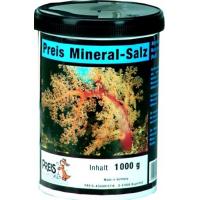 Sel minéral pour la préparation de l'eau osmosée en récifal, Malawi et Tanganyika