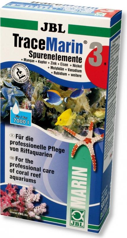 JBL TraceMarin 3 compléments en oligo-éléments eau de mer