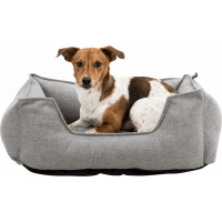 Hondenmand Trixie Talis grijs