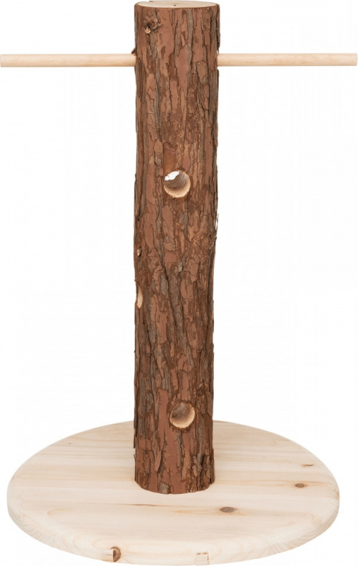 Natural Living tronc d'arbre avec aliments