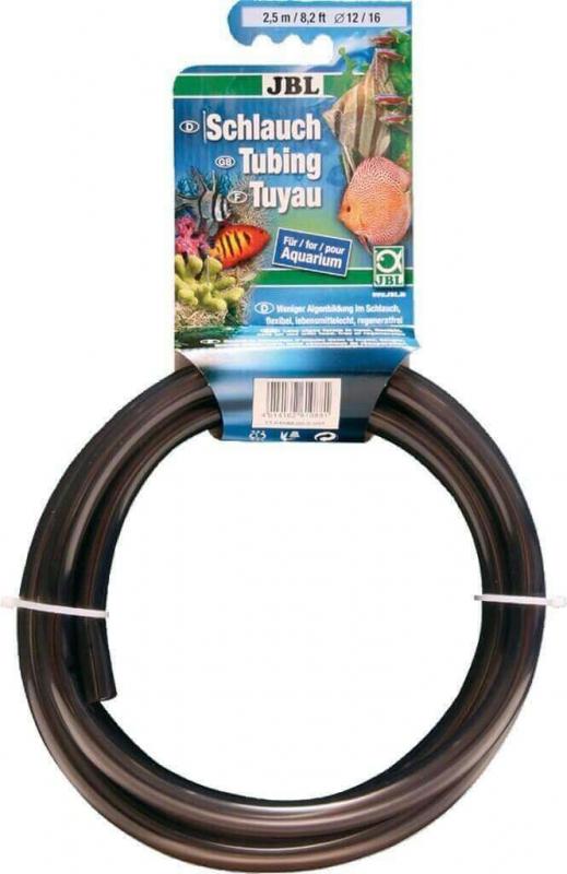 JBL Tuyau gris-transparent 2,5m anti-algues