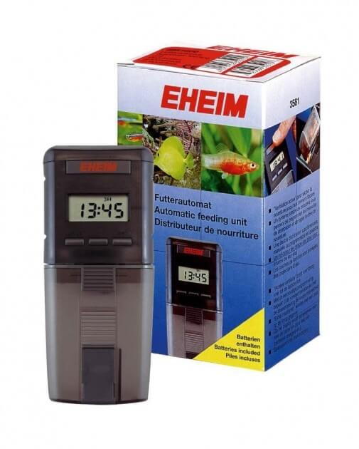 Dispensador autom tico de comida eheim 3581 for Dispensador de comida automatico