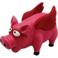 Jouet sonore pour chien Super cochon pig fly