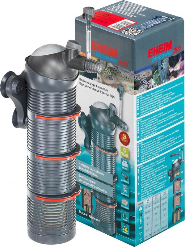 Filtre interne EHEIM Biopower 200