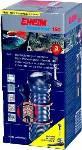 EHEIM Biopower 160 Filtre interne