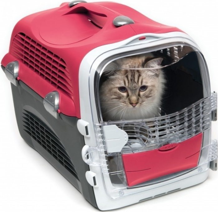 Caisse de transport Cabrio Cat-it pour chat