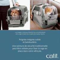Cage de transport CA Cabrio Carrier, plusieurs coloris