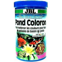 Sticks alimentaires colorés Pond Coloron 1L