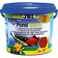 Mezcla de copos y escamas de crustáceos 20% - proteínas y fibras. Pond Vario