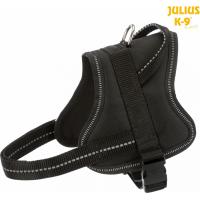 Arnés Pure Julius-K9® negro para perro