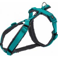 Trixie Premium harnais trekking - Océan/gris graphite
