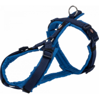 Trixie Premium Wandergeschirr - Indigo / Royal Blue