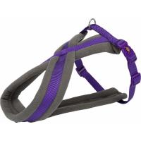 Arnés para perro Premium Touring Violeta