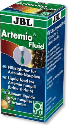 Comida para artemias