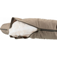 Coussin Samoa Classic Taupe , 3 tailles