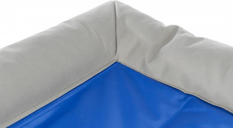 Coussin rafraîchissant Cool Dreamer gris/bleu en 3 tailles
