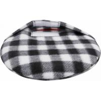 Coussin chauffant Noir/Blanc - Plusieurs tailles