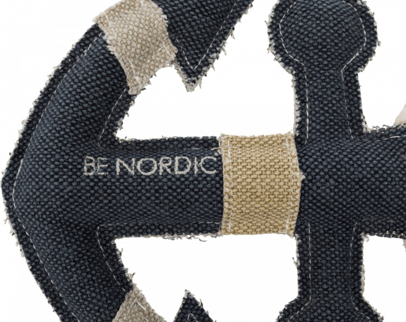 BE NORDIC Ancre marine Jouet sonore pour chien