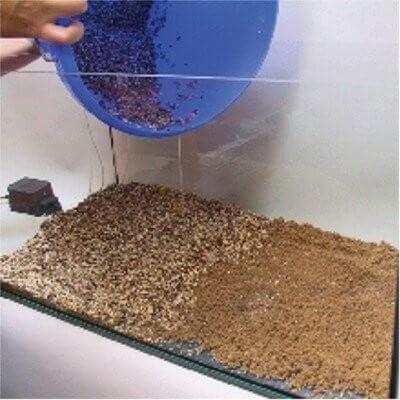 Sustrato nutritivo para acuario AquaBasis plus