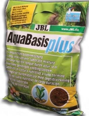 JBL AquaBasis plus Substrat nourrissant pour aquarium