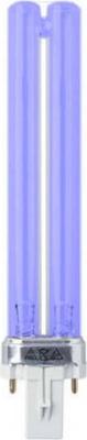 Ampoule Lumivie SM 9w bleu fluocompact culot G23