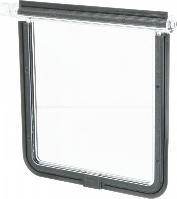 Porte de remplacement pour Chatières 2/3 ou 4 positions Trixie - 3 14 5 × 15 5 cm