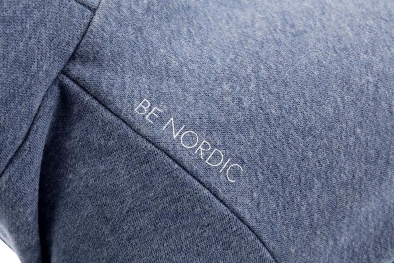 Sweat à capuche pour chien Flensburg Bleu Trixie Be Nordic