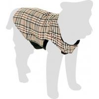 Manteau imperméable en Teflon pour chien Bexley English style Flamingo
